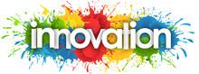 Innovation Word In Splash's ...
