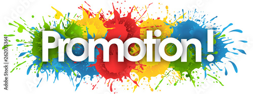 Pinturas sobre lienzo  promotion word in splash's background