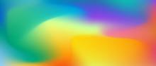 Liquid Colored Background .