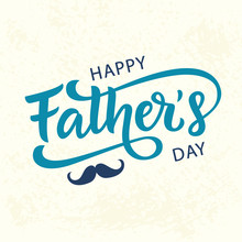 Happy Fathers Day Greeting Wit...
