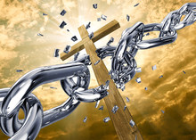 Jesus Has The Power To Break All Chains