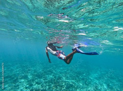Fotomural Open Water