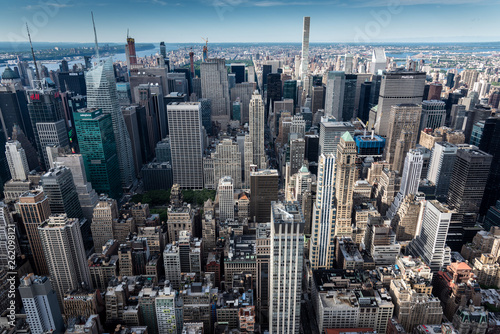 Canvas Prints New York New York Manhattan