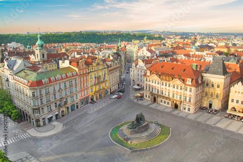Recess Fitting Prague Beautiful view of Hradcany, Prague's historic district, Czech Republic