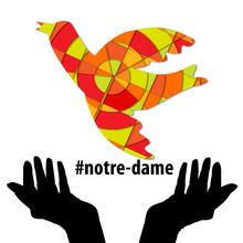 Prières Pour La France  - Notre-Dame Incendie 2019
