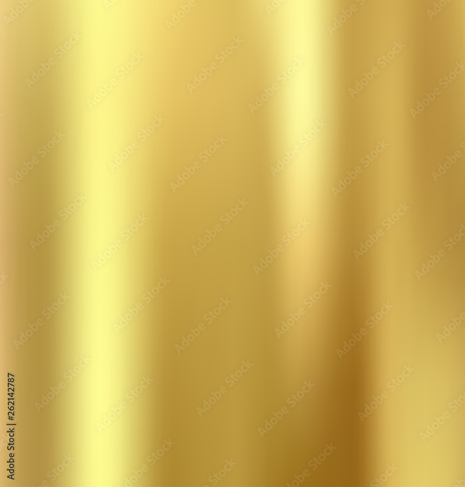 Fototapety, obrazy: Gold Background.Gold Color.