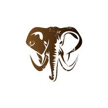 Elephant Logo Designs Concept,...
