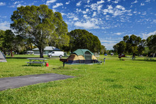 Flamingo Campground In Everglades National Park In Florida, United States