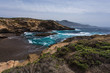 Sea Lion Point Area in Point Lobos State Reserve in California, United States