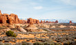 Arches National Park - most beautiful place in Utah - travel photography
