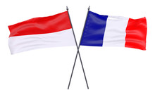 Indonesia And France, Two Cros...