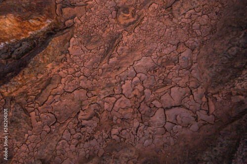 drought earth texture background