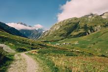 Mountain Landscape, Alpine Nat...
