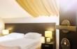 Blurred interior bedroom
