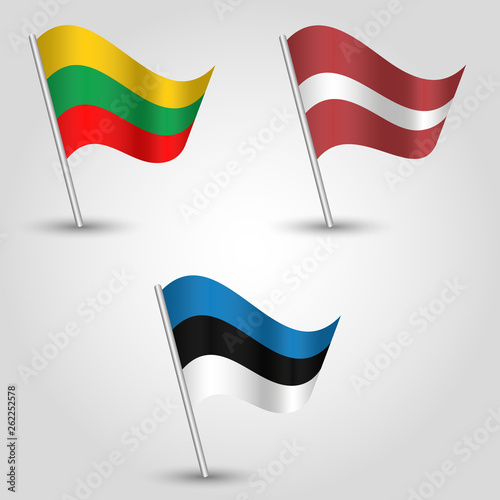 Image result for BALTIC STATES  flag photos
