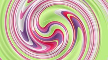 Abstract Spiral Creamy Swirl Background Texture. Colorful Background For Brochures Graphic Or Concept Design. Can Also Be Used For Presentation, Postcard Websites Or Wallpaper.