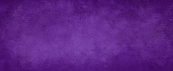 old dark royal purple vintage background with distressed grunge texture and d...