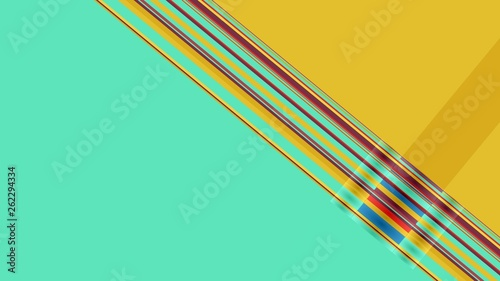 Fototapeta abstract colorful background with diagonal stripe element. background with copy space for text or images for brochures graphic or concept design. can be used for presentation, postcard or wallpaper. obraz na płótnie