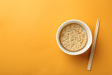 Cup Of Instant Noodles With Ch...