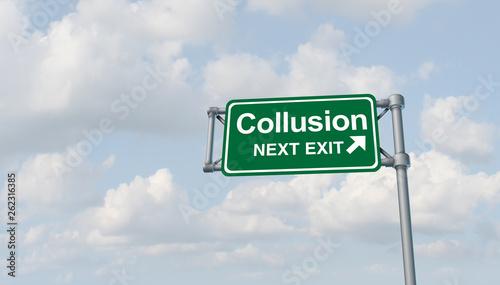Fényképezés Collusion