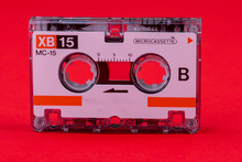 Small Micro Cassette For A Voi...