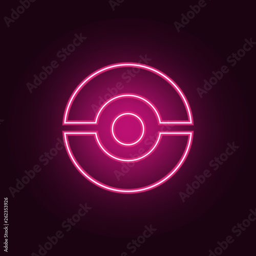 Photo  pokeball icon
