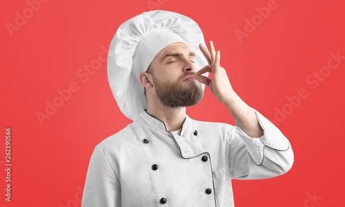 Fotografie, Obraz  Chef.