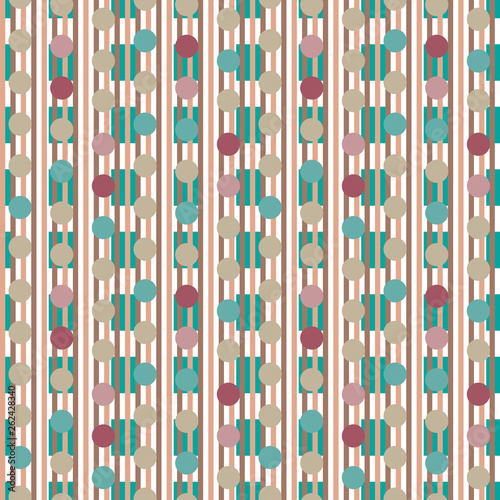 Photo  Male fashion textile design  seamless pattern background
