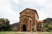 Exterior View Of St Christine ...