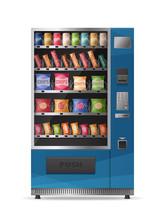 Snacks Vending Machine Realist...