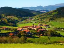 Beautiful View Of Arrazola Vil...