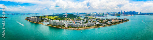Sentosa Island Singapore - Playfulness Canvas Print