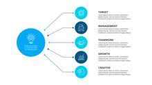 Flowchart Infographic Template...