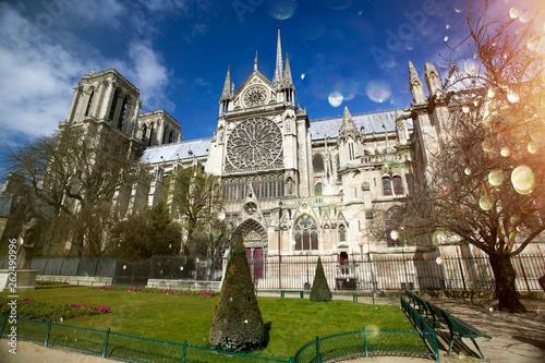 Foto  Notre Dame