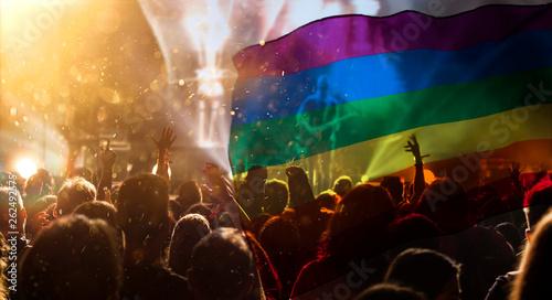 Fotografía Gay parade