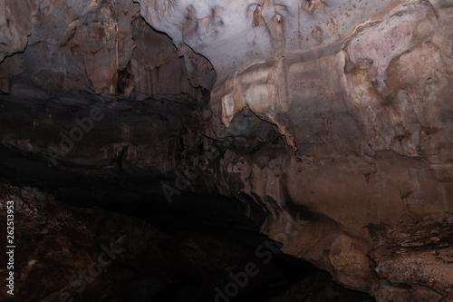 Inside of the Wind Cave near Kuching, Sarawak, Borneo