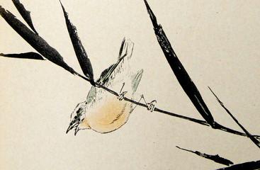 Panel Szklany Japoński Japan art