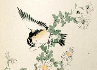 Fototapeta Japoński Japan art