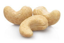Delicious Cashew Nuts, Isolate...