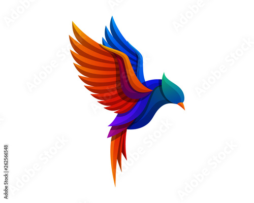 abstract, illustration, logo, symbol, sport, team, mascot,  head, emblem, animal Tablou Canvas