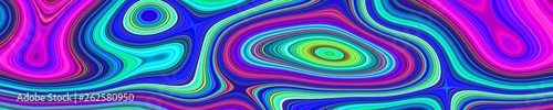 Psychedelic web abstract pattern and hypnotic background,  backdrop zine culture. #262580950
