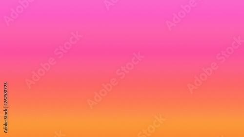 Pink sky gradient background bright,  gradation. - 262581723