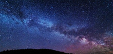 Fantastic Starry Sky With Gala...