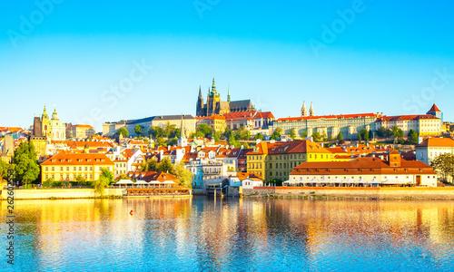Fotografia Prague old town view