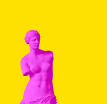 The Venus De Milo Is An Ancie...