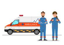 Ambulance Medical Service Carr...