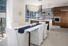 Modern Dining And Living Overall