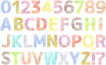 Watercolor Alphabets