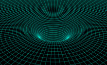 Black Hole Scheme With Gravity Grid As Scientific Abstract Background