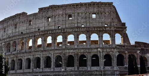 Slika na platnu Architecture of Ancient Rome